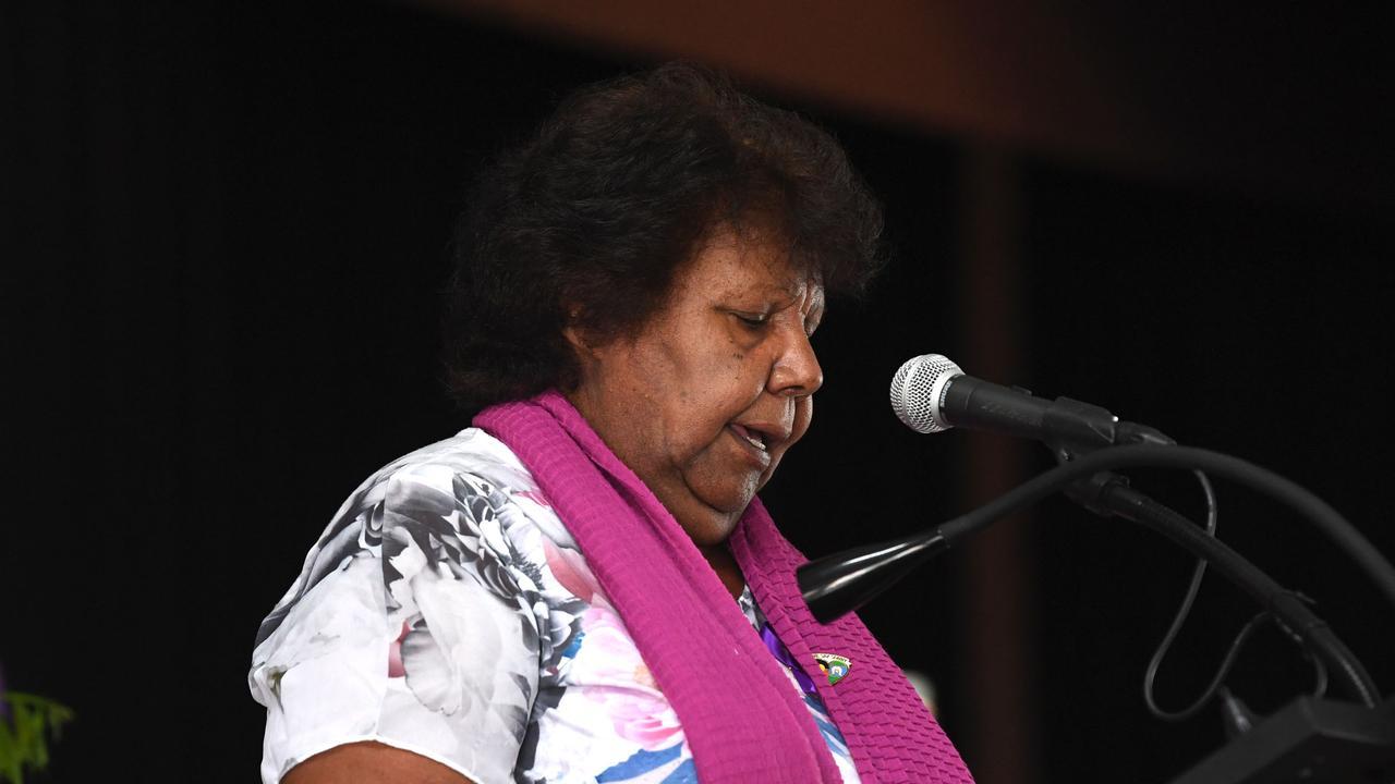 Butchulla Elder Aunty Lillian Burke
