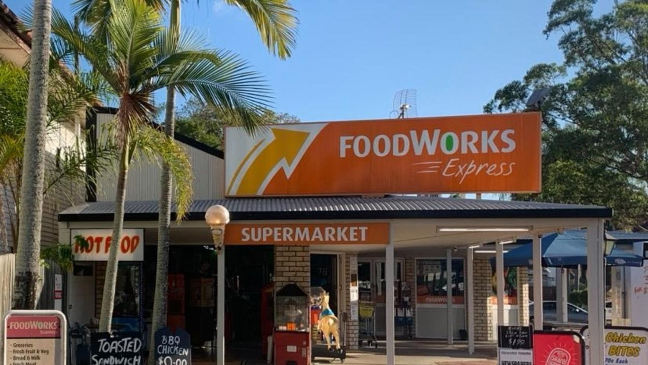 The Scarness Foodworks.