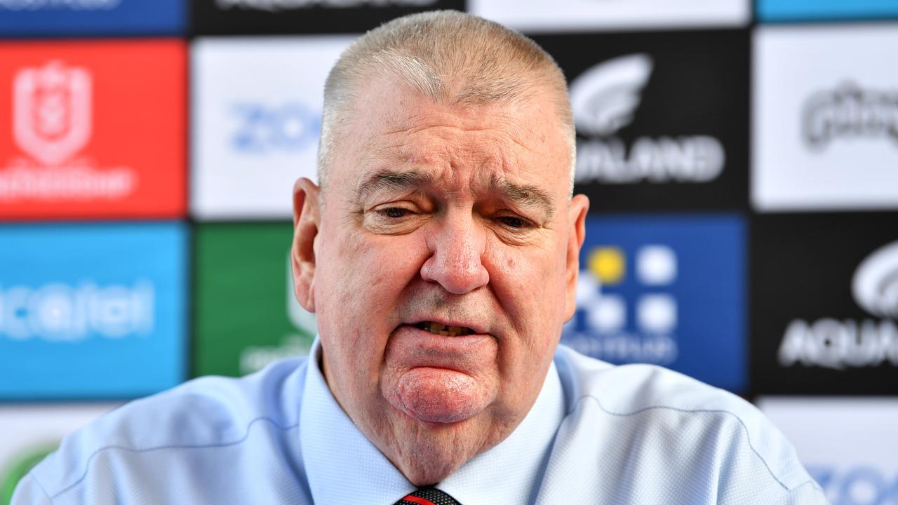 Former South Sydney powerbroker Shane Richardson pulling strings at NRL expansion bid hopeful