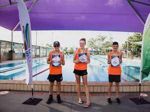 Moranbah Australia Day triathlon