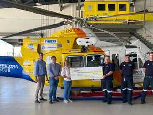 RACQ Capricorn Rescue reveals exciting new partnership