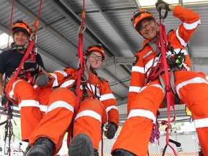 IN PHOTOS: Emergency volunteers showcase vital services
