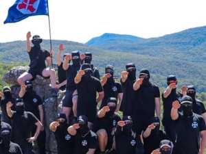 Nazi hikers claim they've 'suffered'