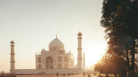 The UNESCO World Heritage-listed site in Agra stands unsurpassed in beauty.