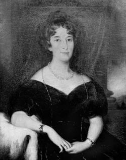 Elizabeth Macarthur. Image: State Library of NSW