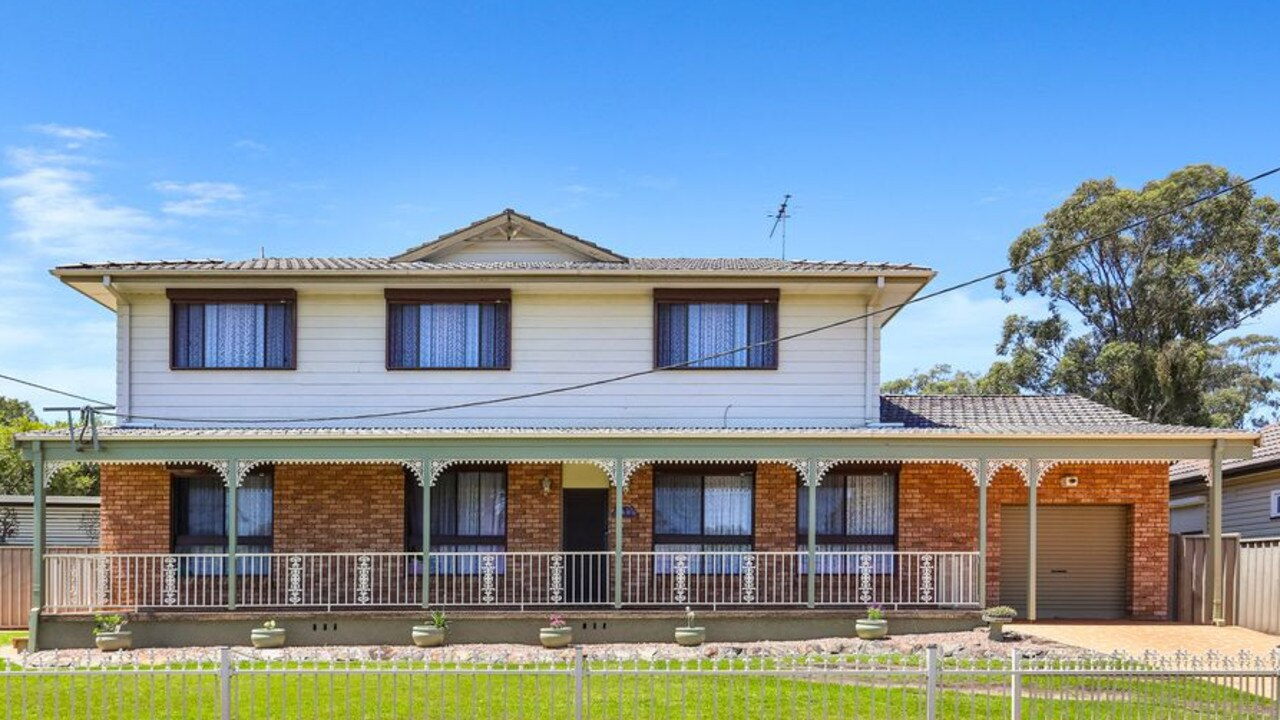 This five-bedroom home in Mt Druitt, where prices are tipped to soar in 2021, recently sold for $965,000 – well above the 12-month median of $683,000. Picture: Supplied