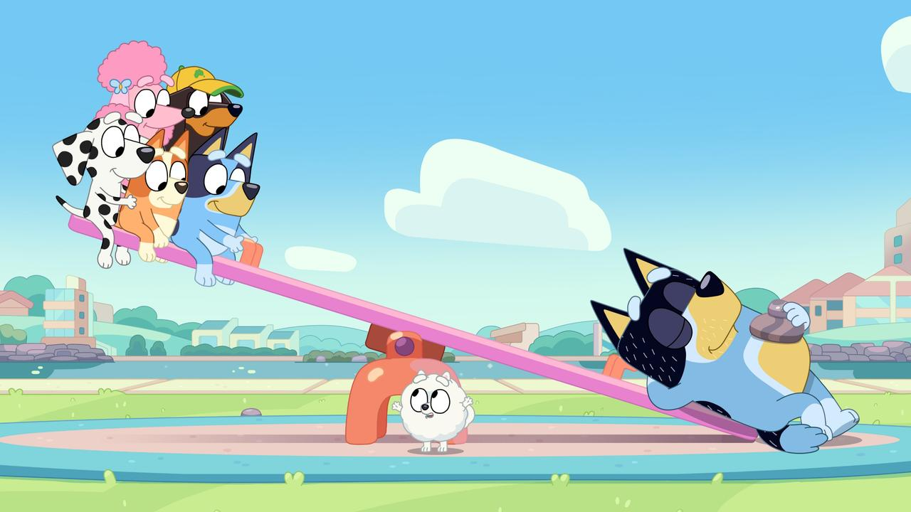Two executives from Ludo Studios, the creators of Bluey, will be at the Lennox Head event.