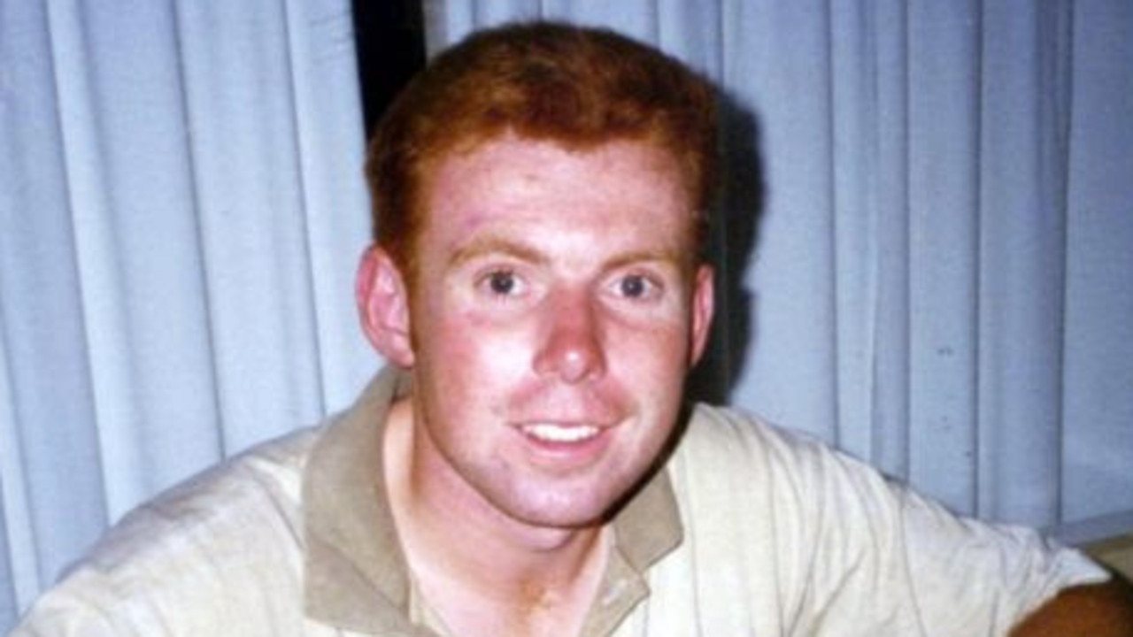 Steven Goldsmith was living and New Farm and worked in Toowoomba at the time of his disappearance. Picture: Queensland Police Service.