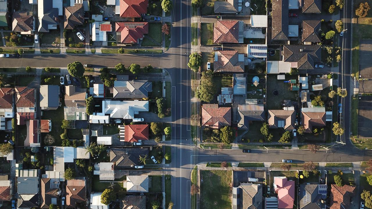 ME's Quarterly Property Sentiment Report released today showed that positive sentiment among buyers and sellers has soared. Picture: istock/Unsplash
