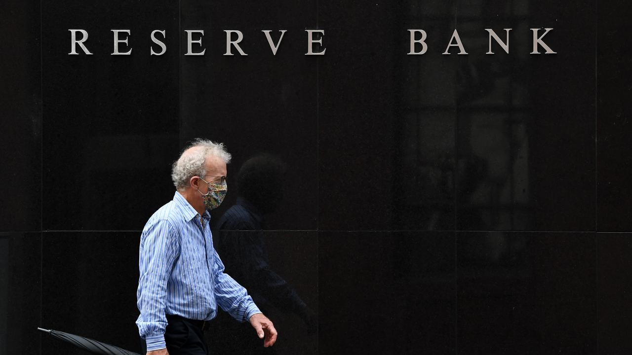 The RBA has retained the cash rate at 0.1 per cent. Picture: NCA NewsWire/Joel Carrett