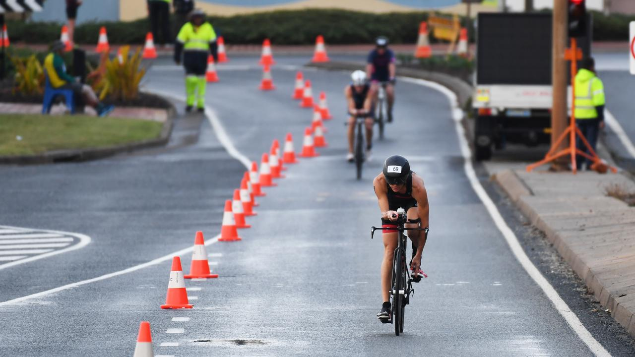 An Olympic distance triathlon will be introduced to the festival this year, replacing the long-course Kraken.