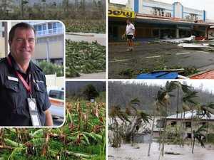 10 YEARS ON: Gladstone firey recalls Cyclone Yasi