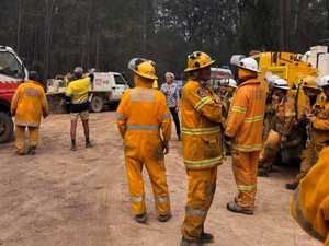 Special awards honour fireys who stared down devastation