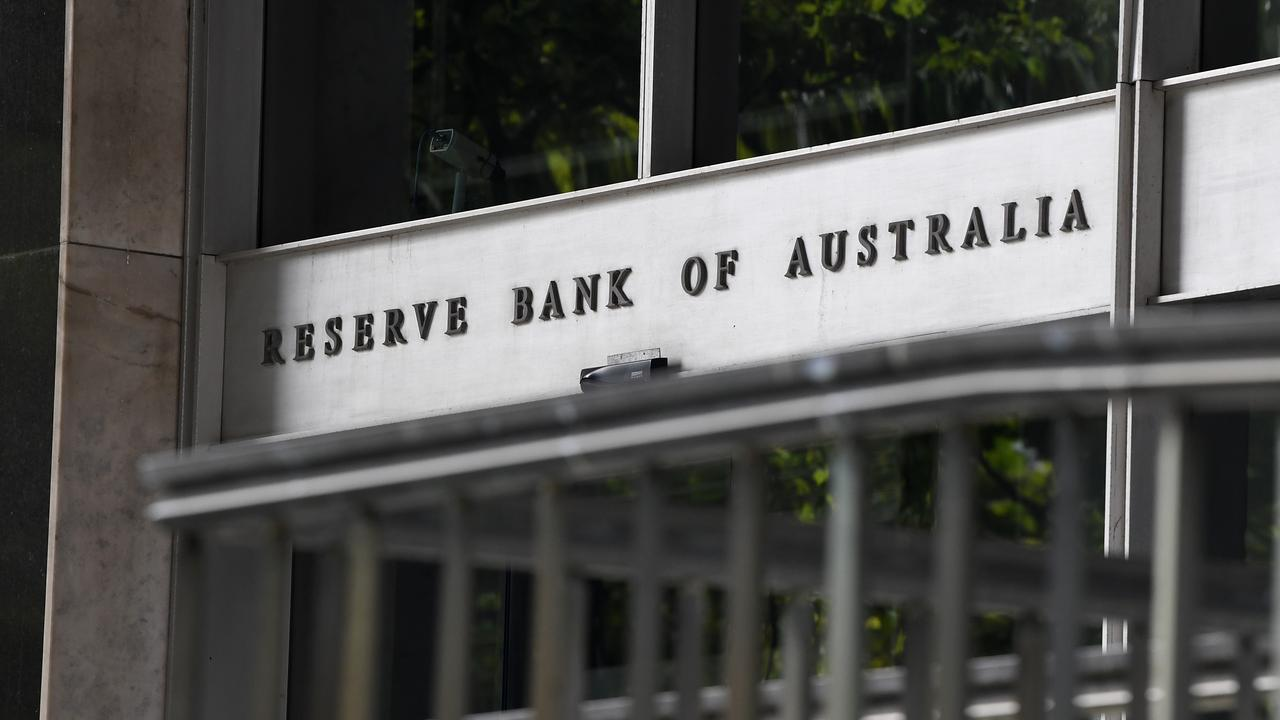 The Reserve Bank of Australia has retained the official interest rate at current levels. Picture: NCA NewsWire/Joel Carrett