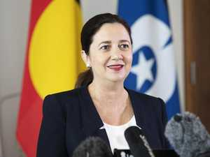 Qld Premier pitches controversial quarantine camps to PM