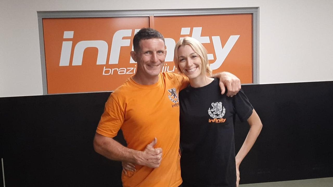 Shane and Lexi Moore opened Infinity Nambour this week.