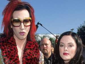 Rose McGowan breaks silence on Manson