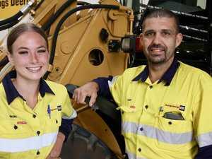 Resources sector bolsters huge Mackay apprenticeship intake