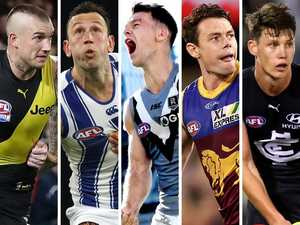 Revealed: Every A-grader at your AFL club