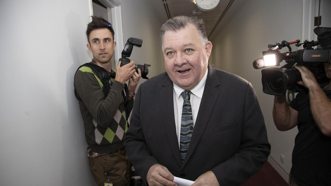 Liberal MP Craig Kelly has been slammed for spreading misinformation. Picture: NCA NewsWire / Gary Ramage
