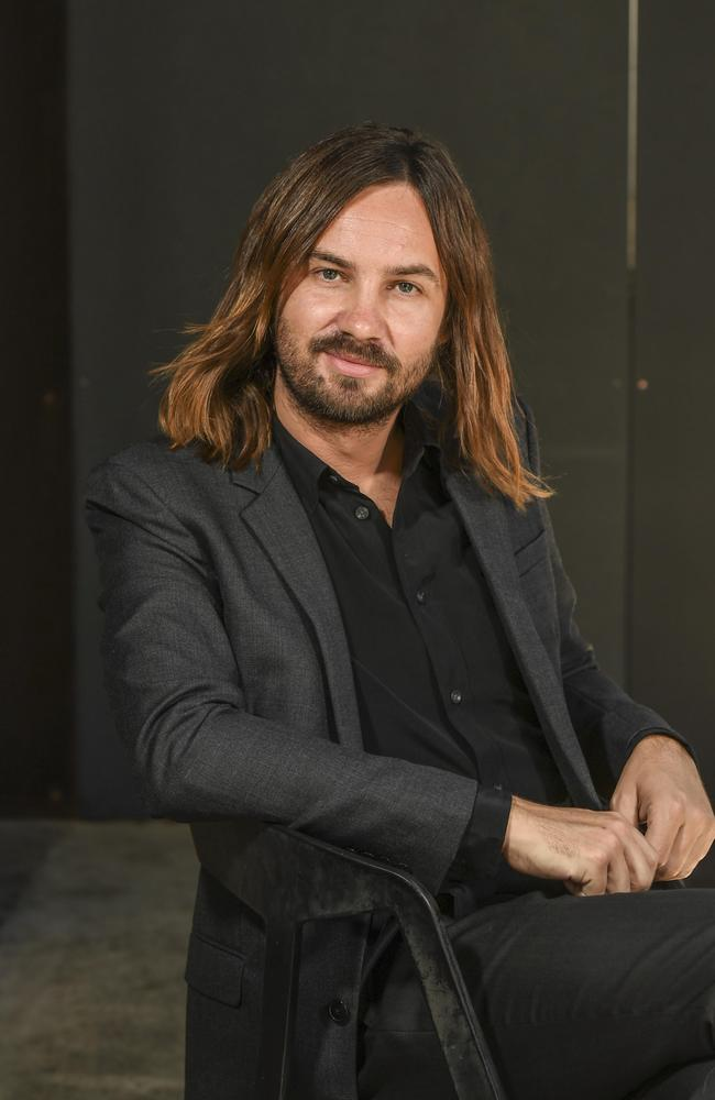 Kevin Parker has three Tame Impala songs in the shortlist. Picture: Iain Gillespie/The West Australian