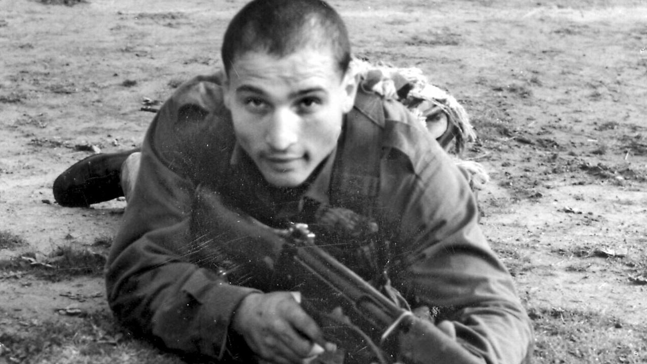 Jim Taousanis, martial arts expert and Army Reserve soldier, worked as an enforcer in Kings Cross in his early days. Picture: Supplied
