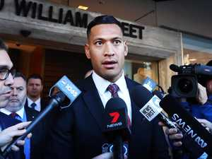The only way the NRL should let Folau back