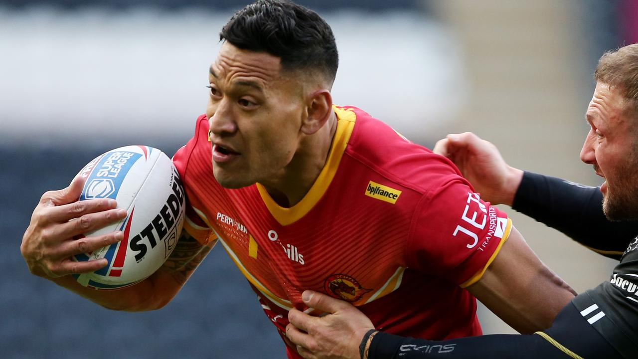 St George Illawarra have sensationally pulled out of the Israel Folau deal just 24 hours after publicly flagging their intention to sign the dual international.
