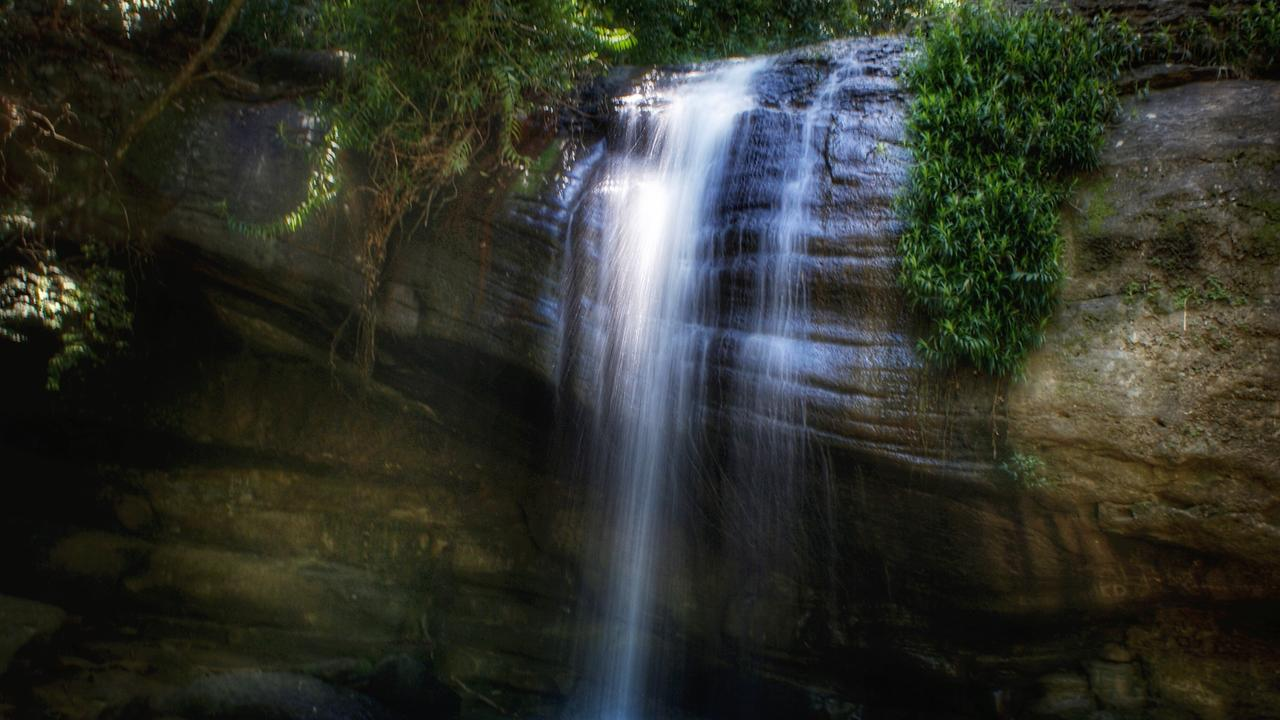 Paramedics were called to the Buderim Forest Waterfall.