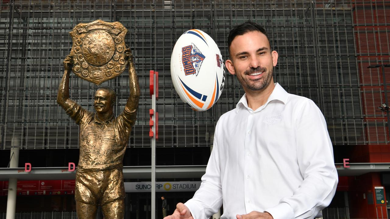 The NRL's expansion race is heating up, and there is a new powerhouse in the battle for the 17th licence as months of secret talks end with a new $12 million super bid.