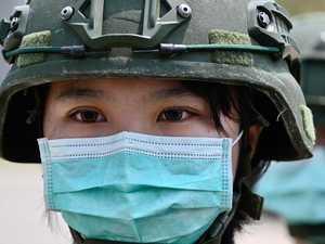 China on the brink of 'major crisis'