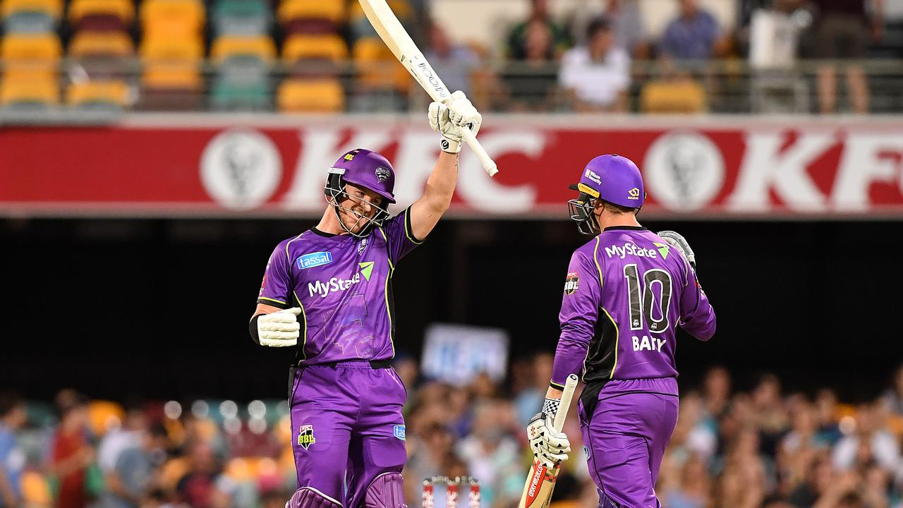 D'Arcy Short has been one of the BBL's most-prolific batsmen in recent years.