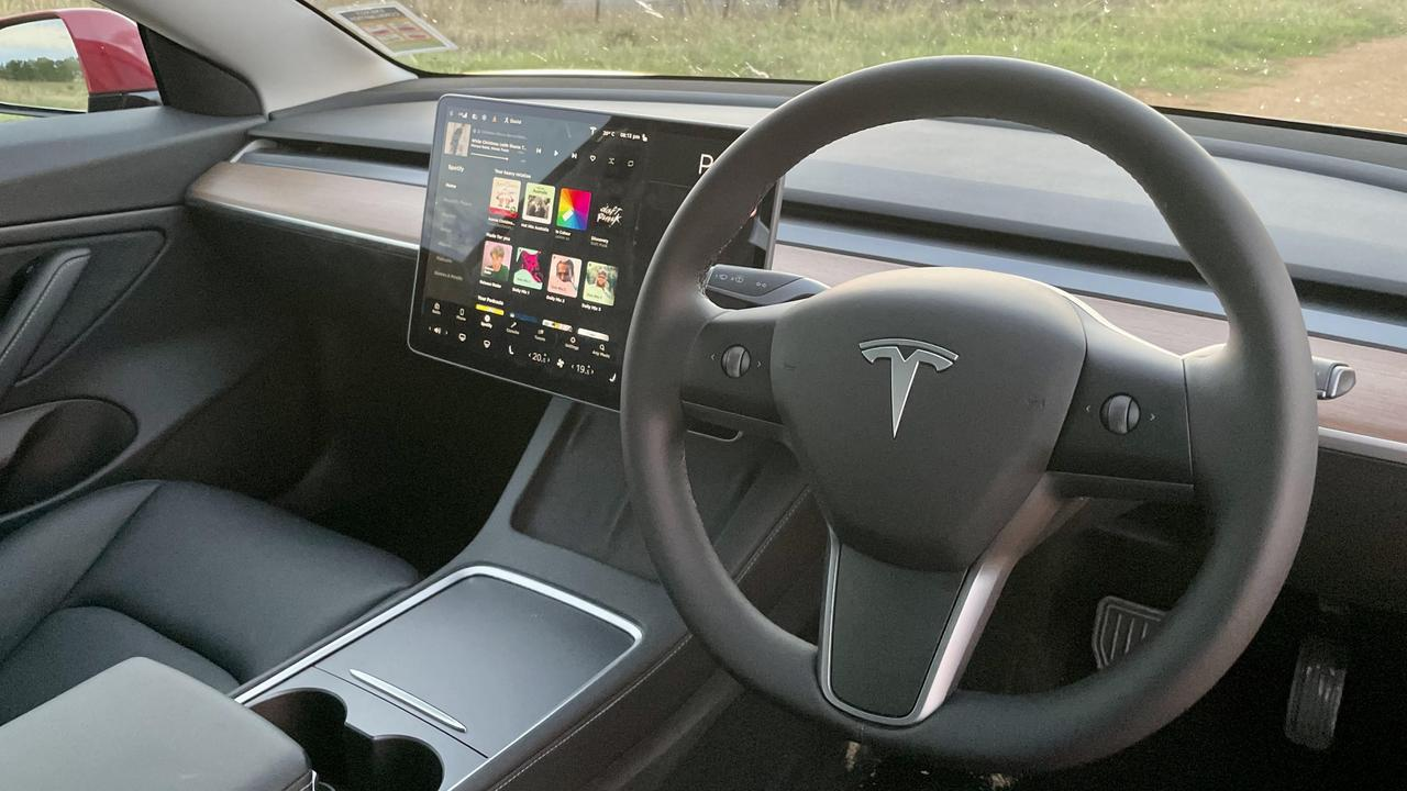 Tesla's Model 3 only uses vegan materials.