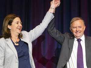 Premier is Albo's secret weapon as he tried to win back Qld