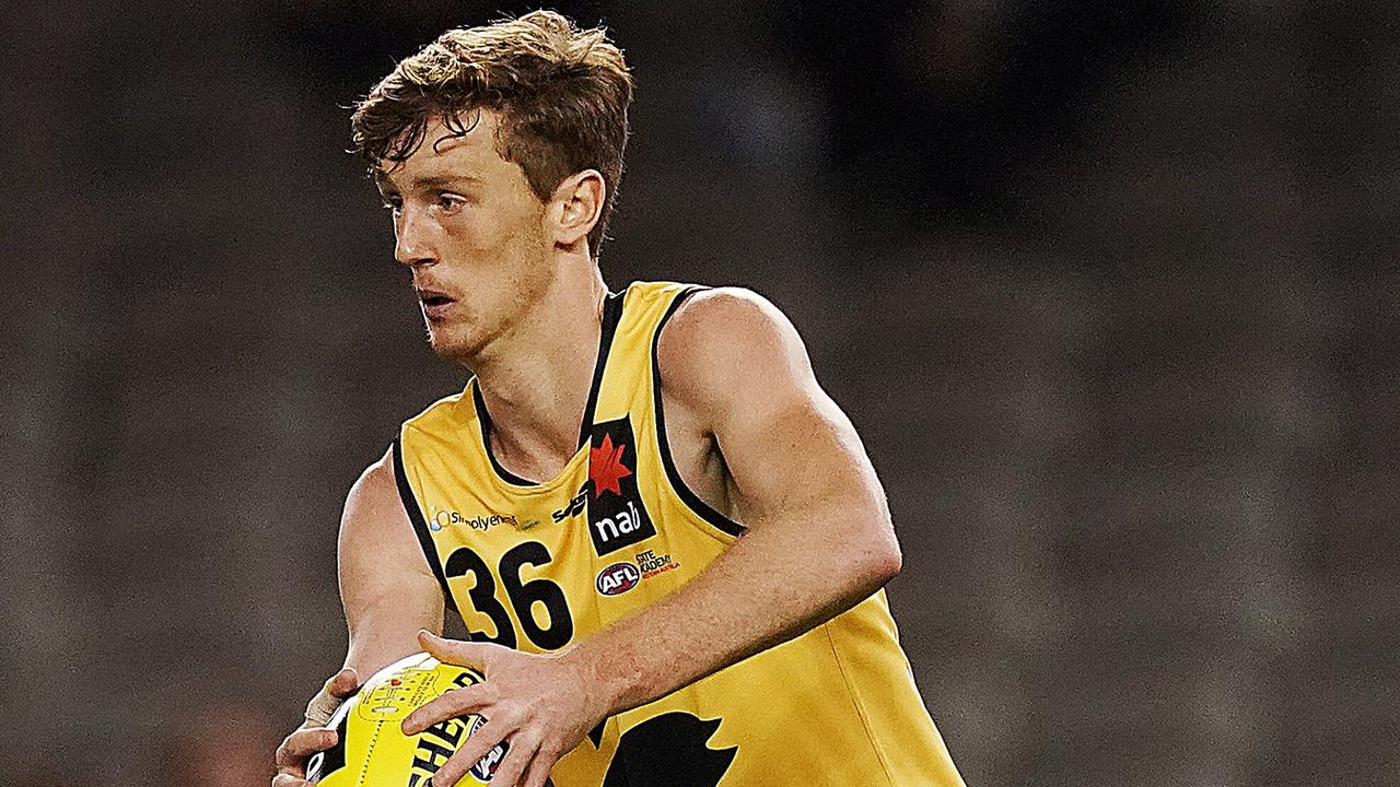 Denver Grainger-Barras is set to feature early for Hawthorn.
