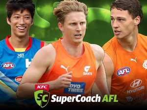 Rookie guru reveals his KFC SuperCoach gems