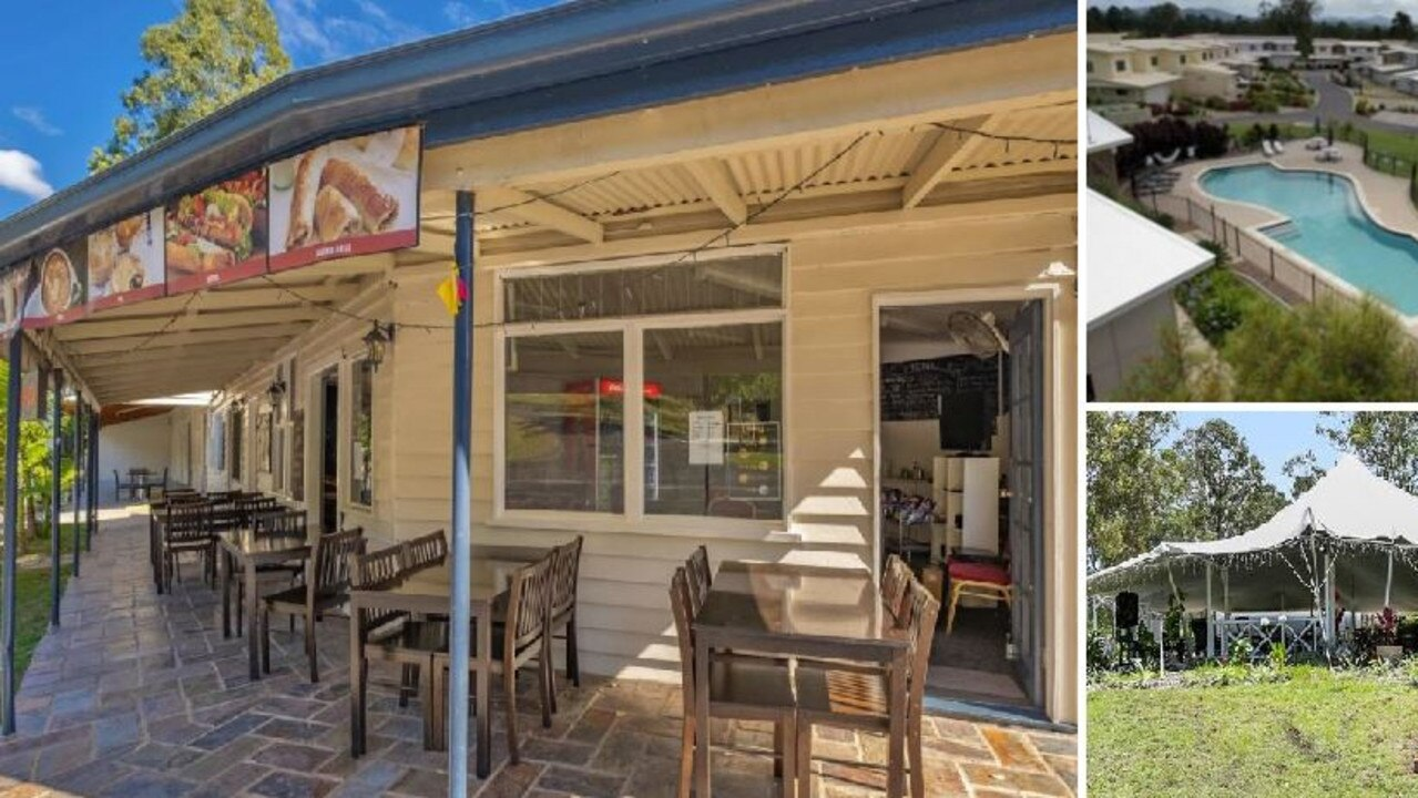 From wedding venues to pet resorts to iconic CBD buildings these are the incredible business opportunities in the growing Gympie region