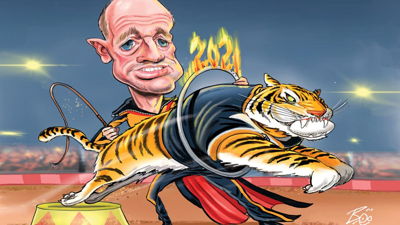 NRL 2021: Q&A with Wests Tigers coach Michael Maguire