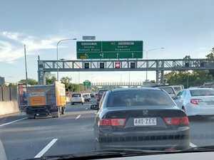 Major delays after multi-vehicle crash