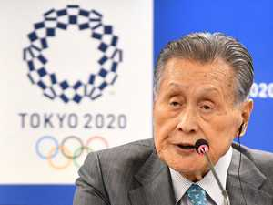 Olympics boss says women talk too much