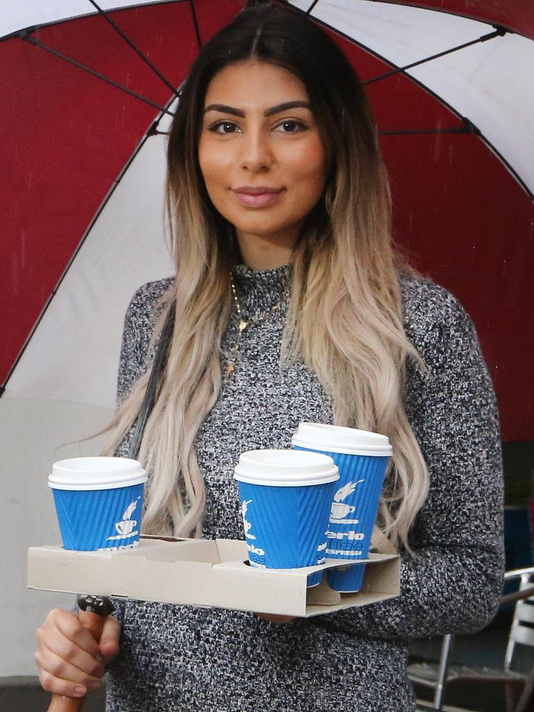 3 Beans cafe owner Natasha Doumani