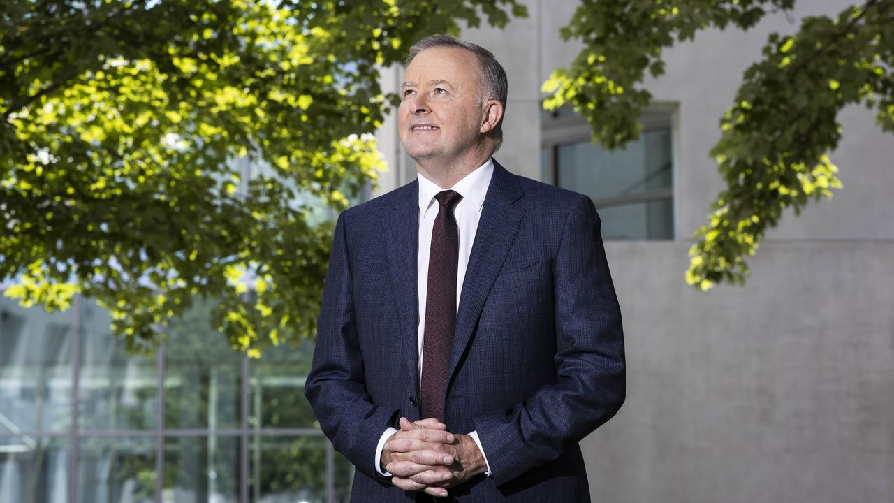Opposition Leader Anthony Albanese will hold a six-day Queensland blitz from Saturday. Picture: Gary Ramage/NCA NewsWire