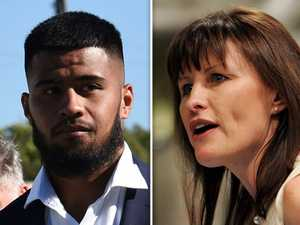 NRL gender adviser slammed over star's vile cop rant