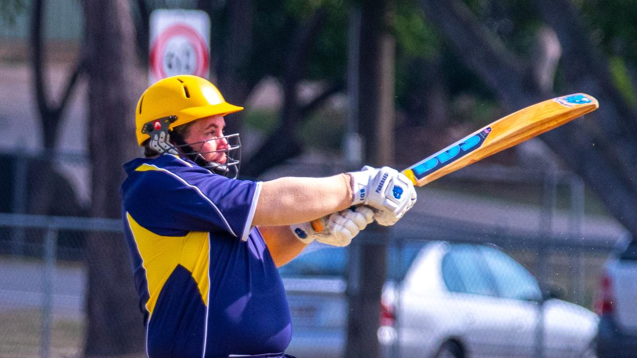 Gympie cricketer Andy Batten. Picture: Zahner Photography