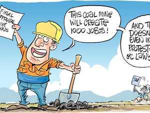 $1b CQ mine still facing legal hurdle despite approval