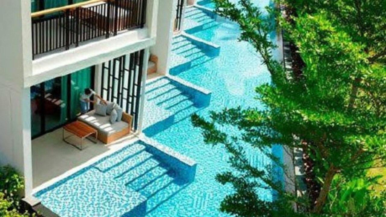 Plans include swim-up terraces. Photo: One Whitsunday Developments Pty Ltd