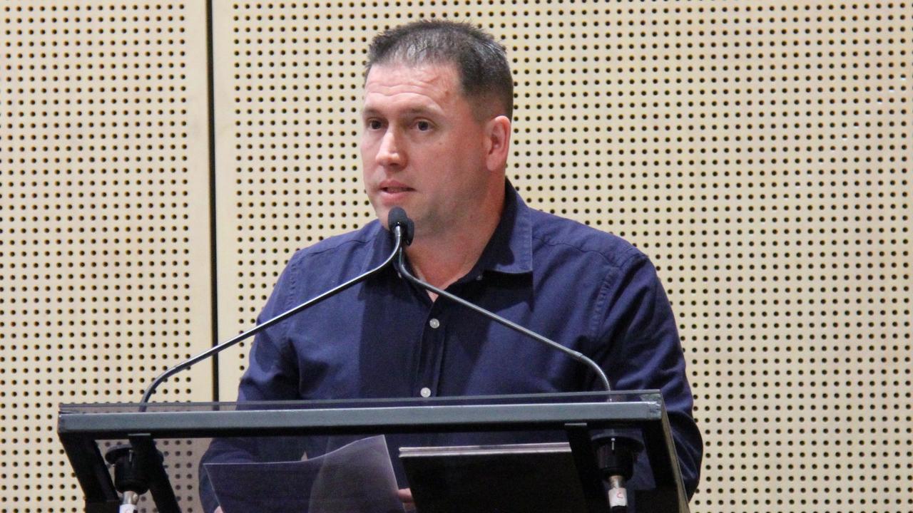 Gladstone Mayor Matt Burnett says common sense has prevailed. Picture Rodney Stevens