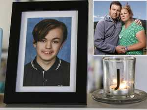 No kid deserves this: Son's final days before death