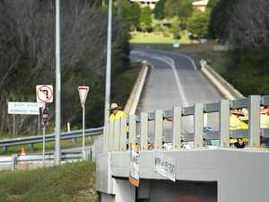 Normanby Bridge to stay open while damaged overpass rebuilt