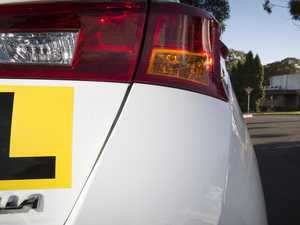 Shopping no excuse for unaccompanied learner driver
